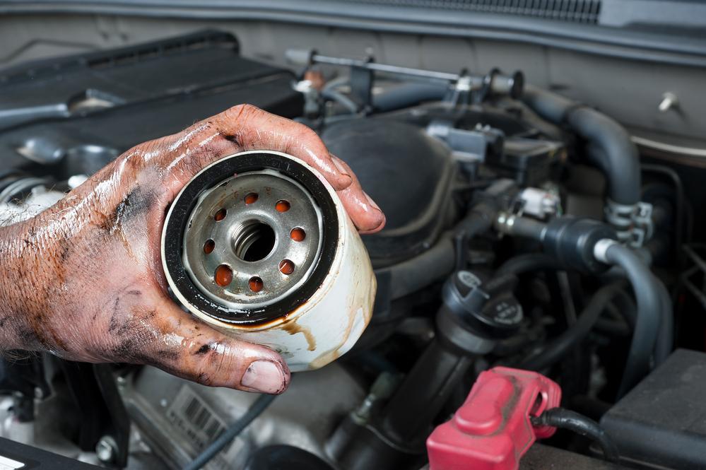 auto filtro olio