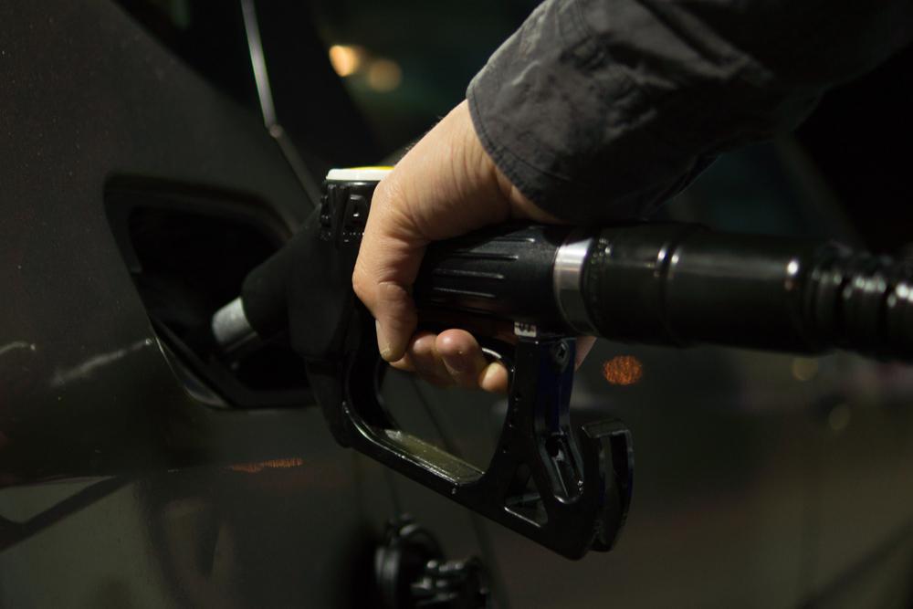 Benzina vecchia nel serbatoio