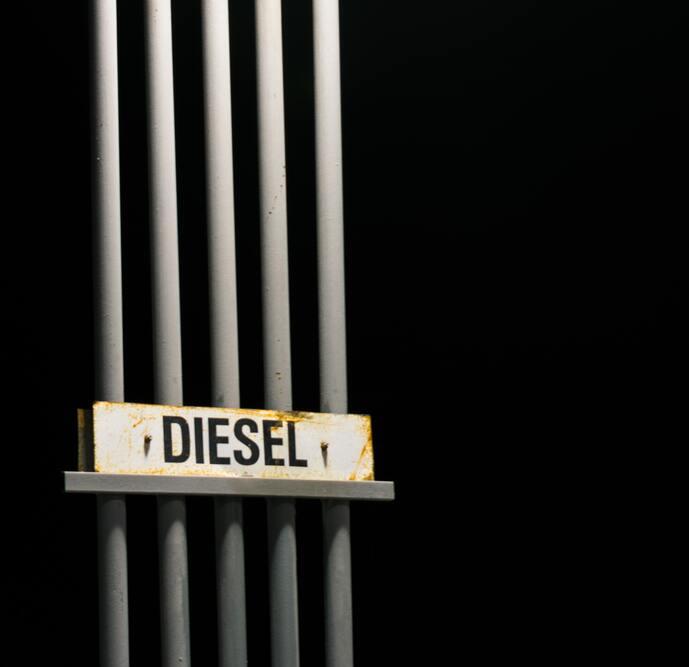 Stop alle auto Diesel Euro 4